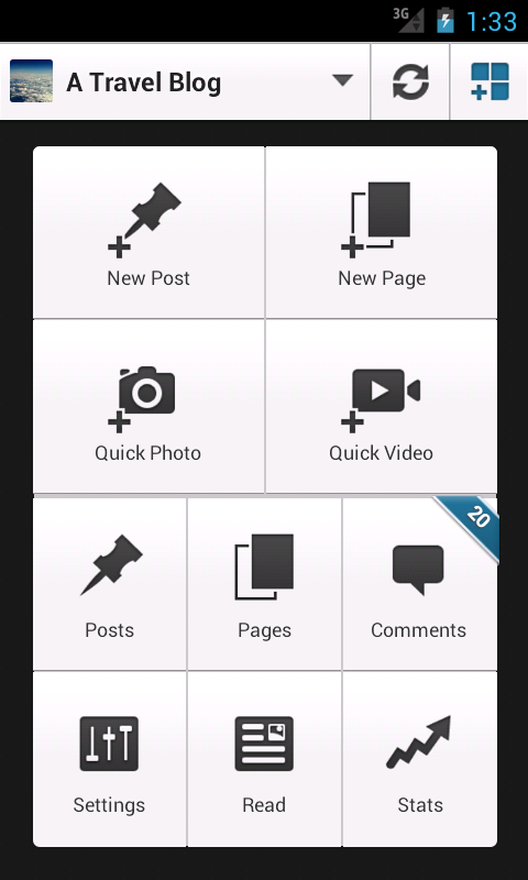 WordPress for Android - blog.cyber4rt.com