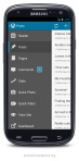 wordpress-for-android-version-2-3-menu-drawer-on-samsung-galaxy-s3-update